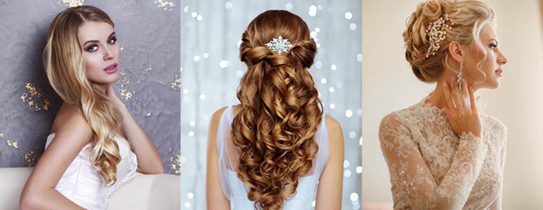Super Tendenze 2015 acconciature da sposa | Clara Couture CG87