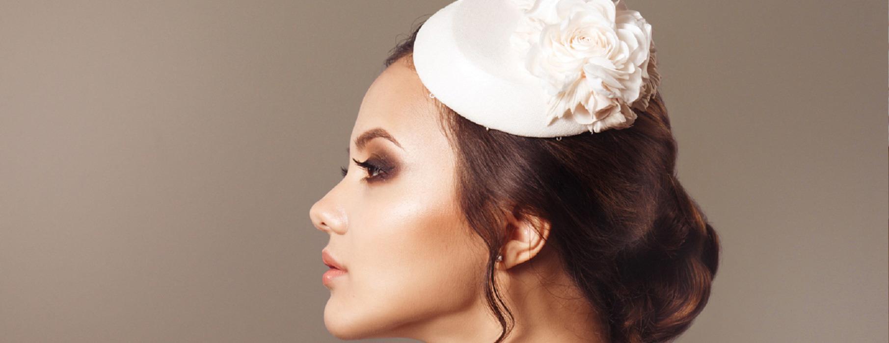 Cappello sposa  l accessorio chic e alternativo per eccellenza 432e78775035
