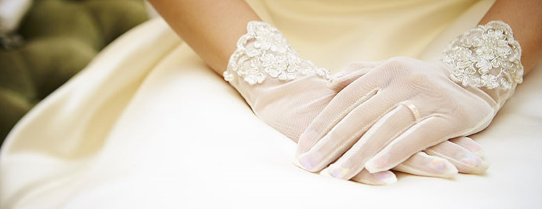 new style cd1ce 21202 Come scegliere i guanti da sposa | Clara Couture