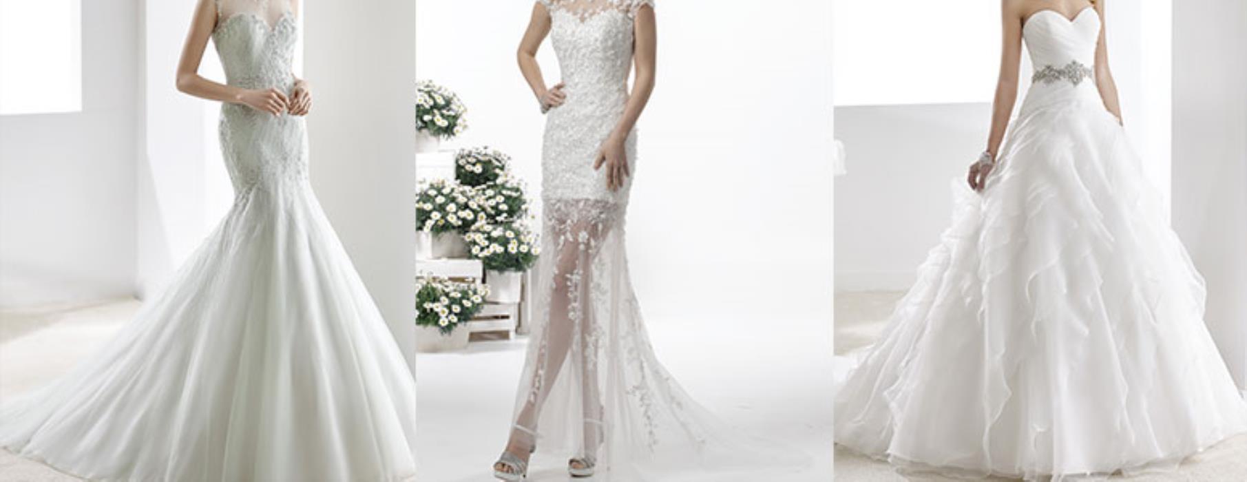 Come scegliere l abito da sposa adatto al tuo fisico  02500109162e