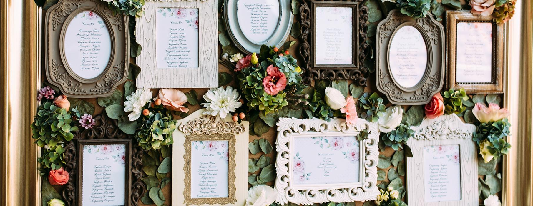Scegliere I Nomi Per I Tavoli Degli Invitati Un Tableau De Mariage