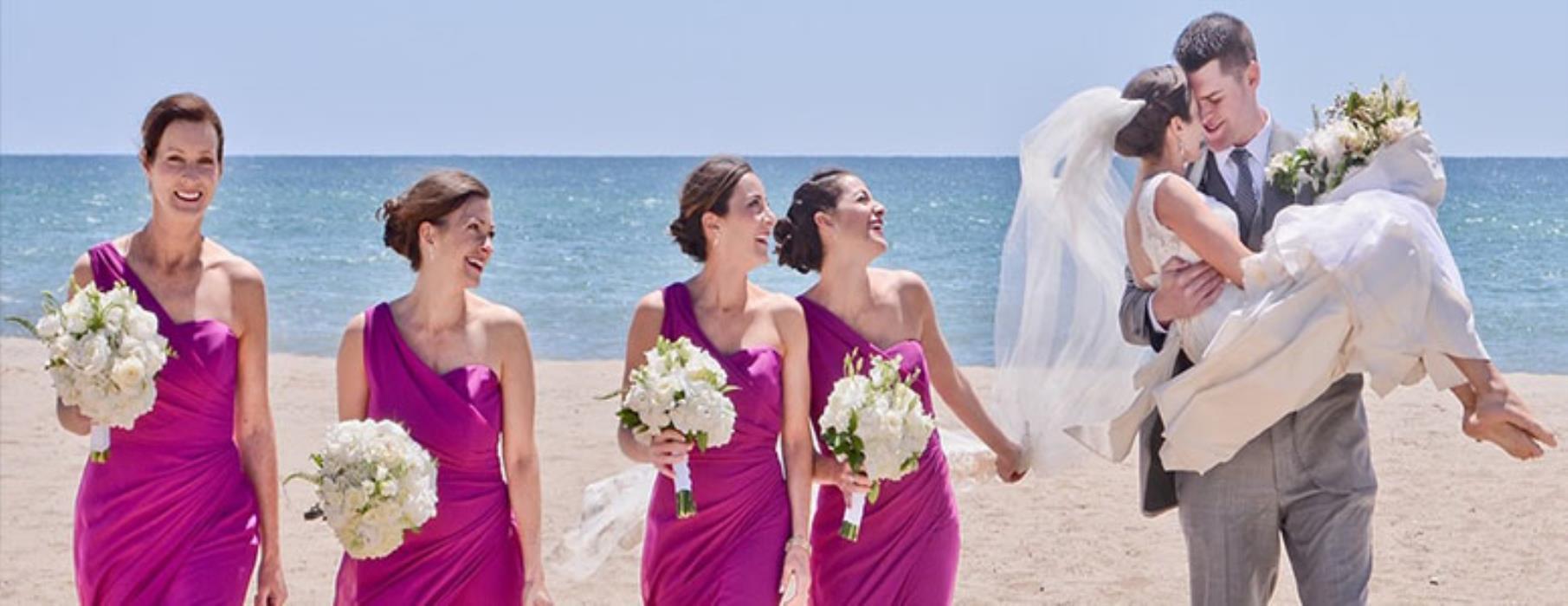 new products e7a46 b1a1f Idee per vestire le vostre damigelle | Clara Couture